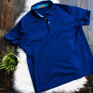 PUMA Golf Polo Shirt w/ Cool Cell Men's XL EUC